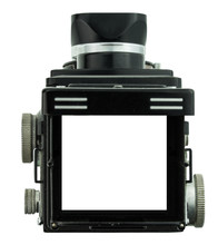 Frame Focus Of Tlr Camera