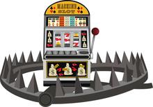 Trappola Con Slot Machine
