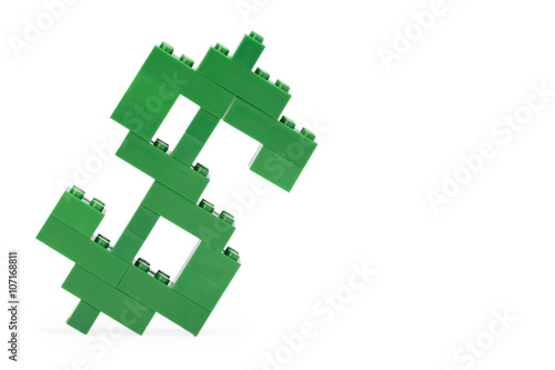 Lego Dollar Symbol Buy This Stock Photo And Explore Similar Images