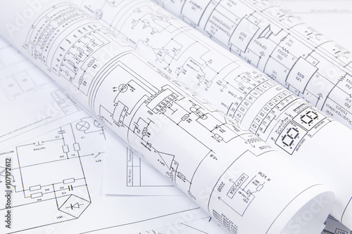 Science Technology And Electronics Electrical Engineering Drawings