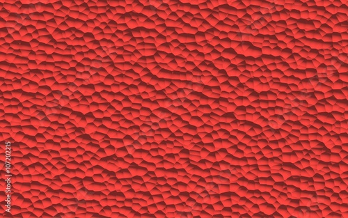 Tuinposter Rood Abstract relief texture background landscape