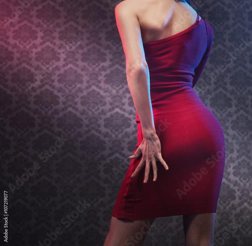 Fotografie, Obraz  Art fotografie mladé tanečnice