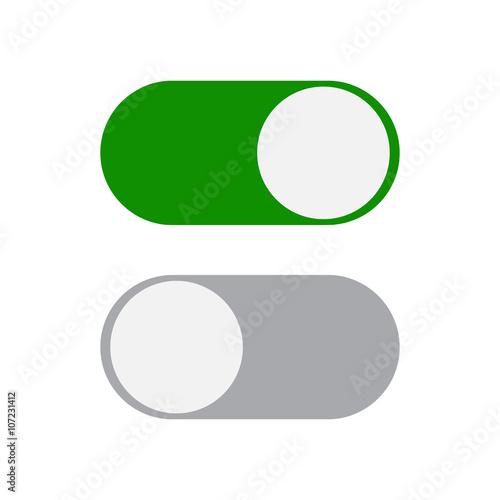 Fotografía  Toggle switch icon