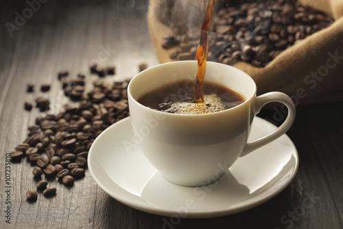 Obraz kawy Obraz kawy