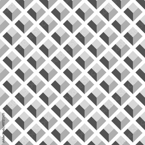Seamless Art Deco Pattern Texture Background Wallpaper In Black And