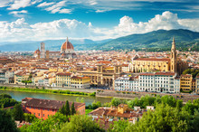 Florence (Firenze) Cityscape, ...