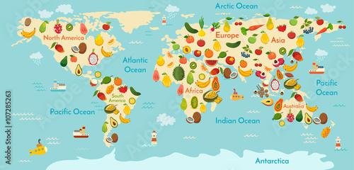 mapa-swiata-owocowo-warzywna