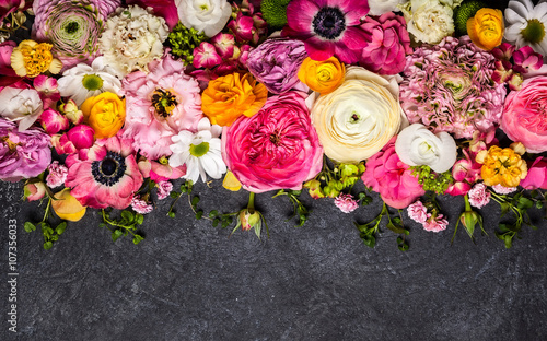 Flowers Fototapeta