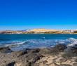 Fuerteventura rock panorama