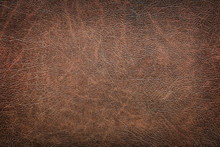 Background Of Red Vintage Leather Grunge