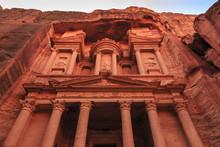 The Treasury (Al-Khazneh), Petra, Jordan