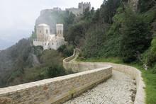 Venus Castle, Erice, Sicily