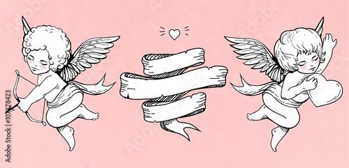 Valentine's Day Fotobehang