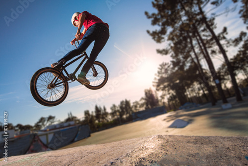 Canvastavla High BMX jump