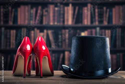 Fotografie, Obraz  紳士 と 淑女 の ル ー ル