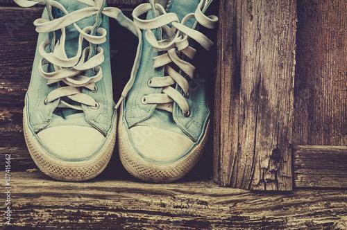 Fotografía  sneakers, instagram look