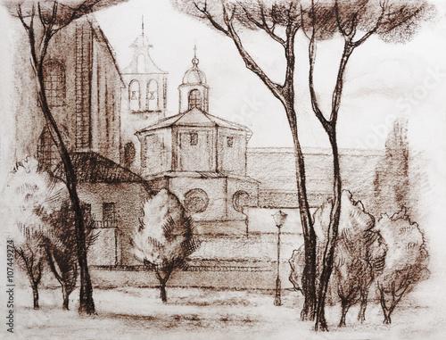 graficzna-ilustracja-rzymu