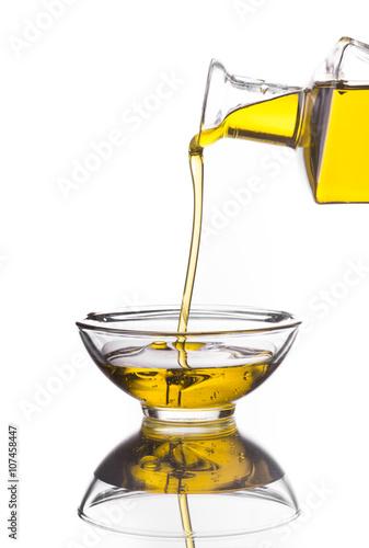 Fotografie, Obraz  oliera con olio di oliva extravergine