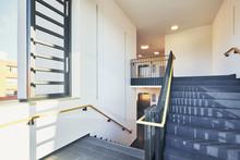 Flur Treppe Architektur Business