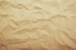 canvas print picture - Sand texture top view, gradient light