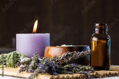 Fotografie, Obraz  Zásobník krásy terapie položek