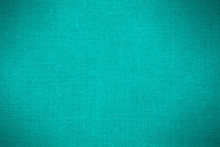 Turquoise Canvas Texture