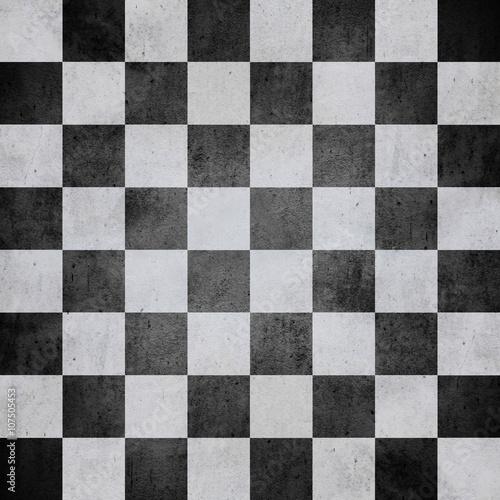 Valokuvatapetti chequered pattern texture