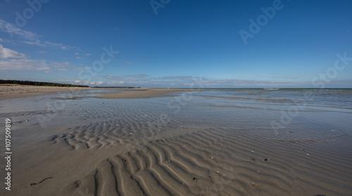 Spoed Foto op Canvas Noordzee weite strände