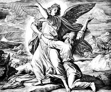 Jacob Wrestles With Angel 1) S...
