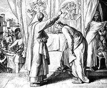 Nathan Rebukes David 1) Sacred...