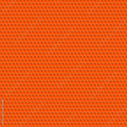 Valokuva  Texture and seamless pattern of basketball ball. Sports backgrou