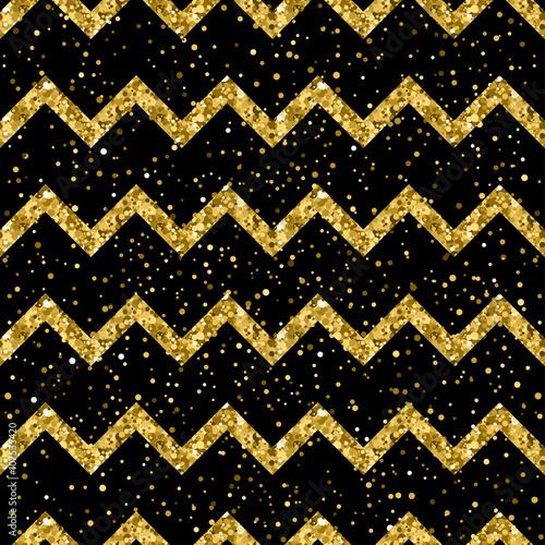 imprezowy-wzor-w-zlotym-i-czarnym-kolorze