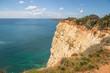 Traumküste mit Klippenlandschaft, Algarve, Portugal