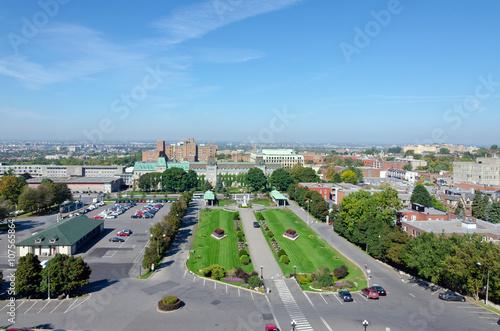 Fototapeta View of Montreal obraz na płótnie