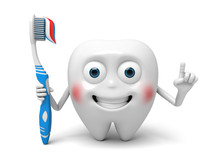 The Tooth And A Toothbrush
