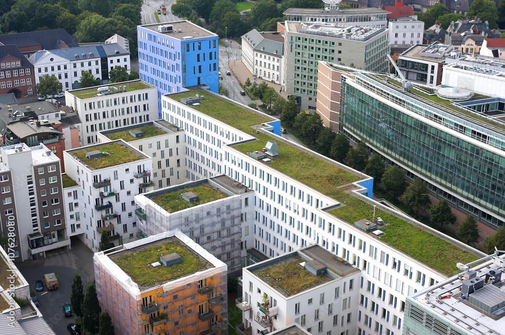 vom Michel aus-II-Hamburg