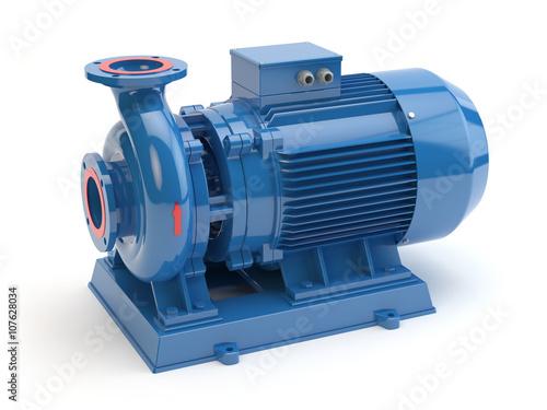 Tela Blue electric water pump