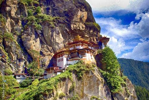 Photo Taktshang Goemba, Bhutan