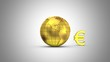 World Currencies Rotate Around the Earth