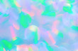 canvas print picture - Abstract iridescent glitter texture background