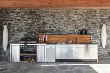 Modern Kitchen, Outdoor