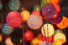 Colorful Light Lantern