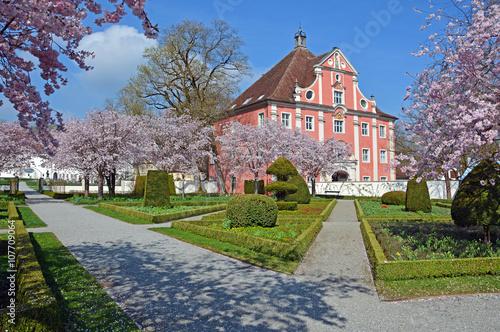 Foto auf Leinwand Schloss Unteres Tor (Schloss / Kloster Salem)