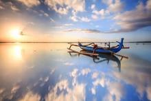 Morning Sun In Bali, Indonesia...