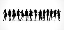 Silhouettes Femmes