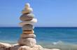 totem piedras zen playa equilibrio1245-f16