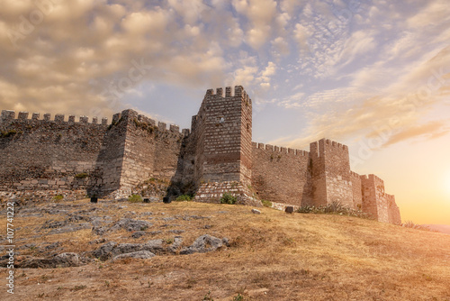Cadres-photo bureau Fortification Celcus Castle,Izmir,Turkey