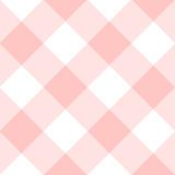 Różana kwarc Biała Diamentowa Chessboard tła wektoru ilustracja - 107743067
