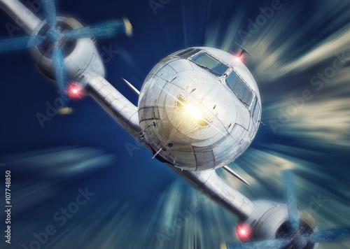 spadajacy-samolot