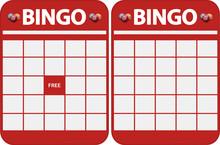 Blank Bingo Cards